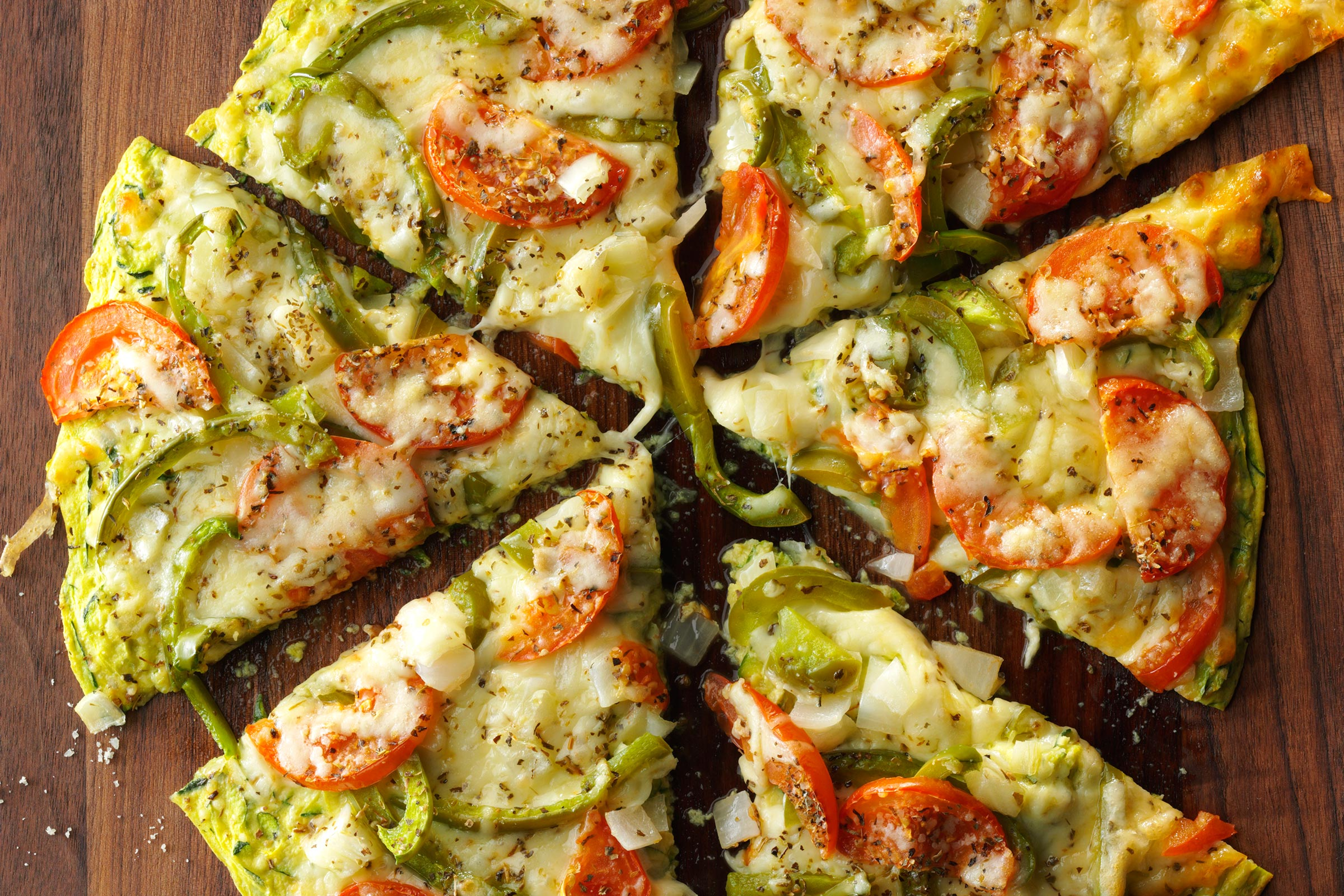 Diet pizza – 2 best weight loss recipes